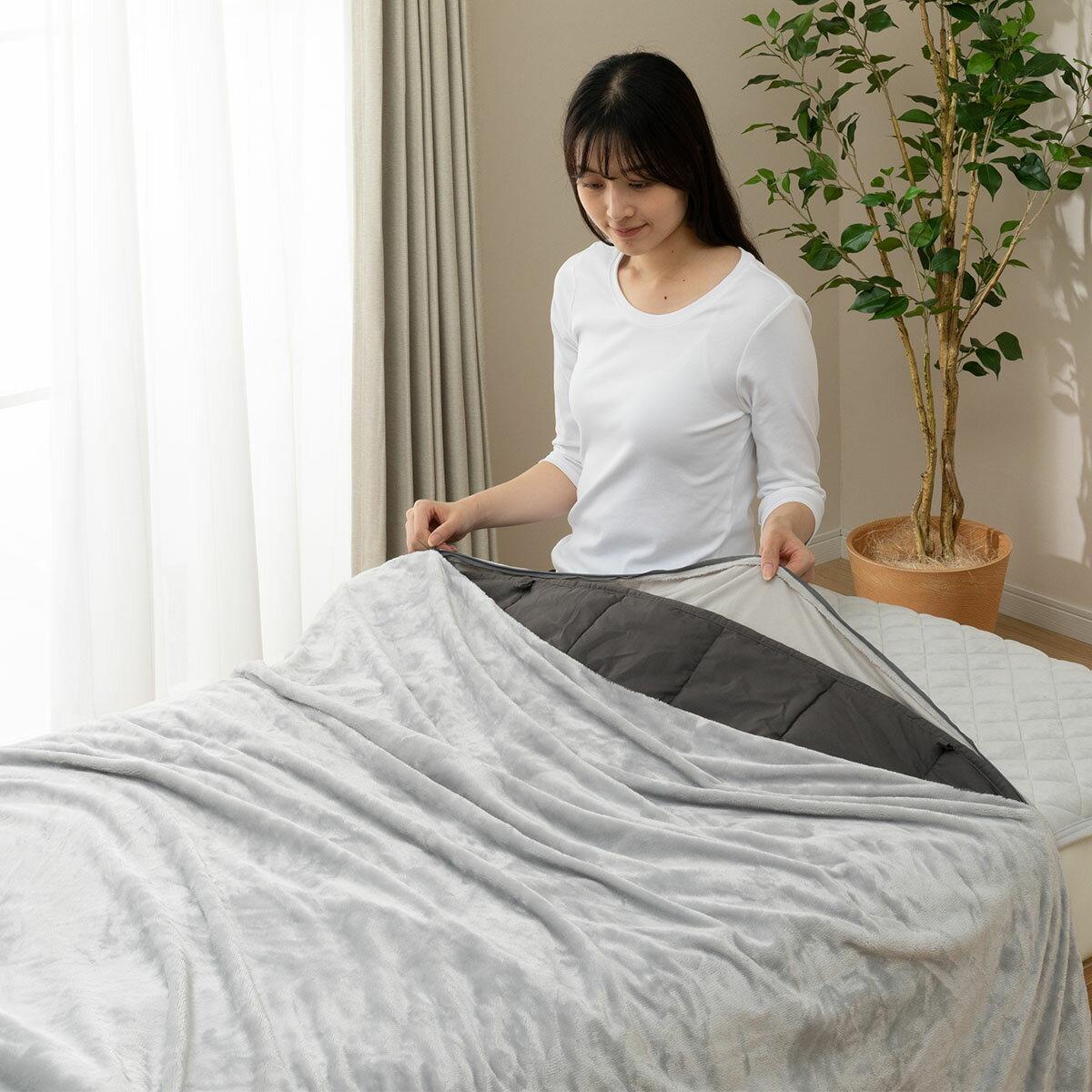 毛布 ニトリ 重い