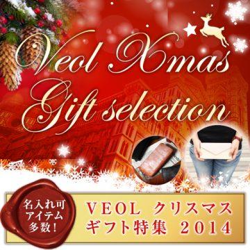 VeolXmas gift selection