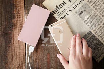 モバイルバッテリー,ACアダプター