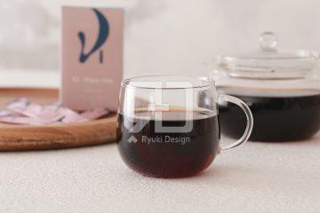 粉末プーアール茶
